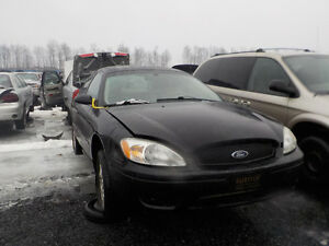 2004 Ford Taurs Now Available At Kenny U-Pull Cornwall