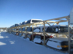 Up to $600 off on all New Truck Canopies FACTORY ORDERS!!