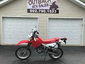 2013 HONDA XR650L DUAL PURPOSE ( $35.00 )