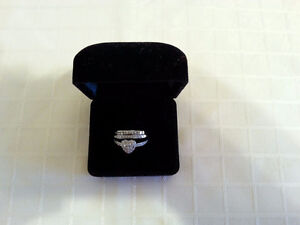 Just In Time For Valentine's Day! Heart Shaped Engagement Set !