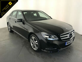 2014 64 MERCEDES E220 SE CDI AUTOMATIC DIESEL 4 DOOR SALOON 1 OWNER FINANCE PX