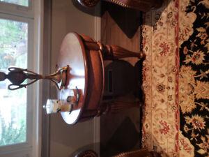 Solid hardwood coffee table - Bondars Furniture