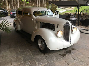 PLYMOUTH P4 DELUXE HOTROD 1937