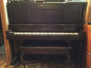 FREE PIANO -DELIVERY NOT INCLUDED