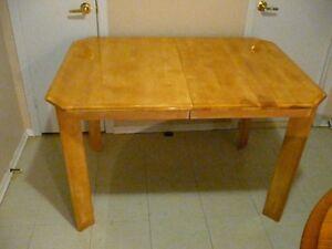 table erable