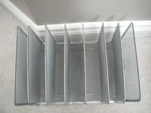 Silver Mesh Folder/Envelope Holder London Ontario image 2