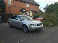 Audi A4 1.9 TDi 2002 Full Service New Turbo