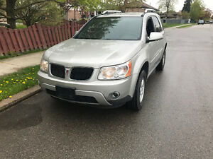 2007 Pontiac Torrent SUV, Crossover Safety & etest very goodmint