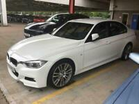 2016 BMW 3 Series 320d M Sport 4dr Saloon Diesel Manual