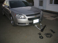 Towing Vehicle- 2008  Malibu LT ( are you ready to go south )