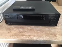 Kenwood DP-R4080 multi-disk CD player