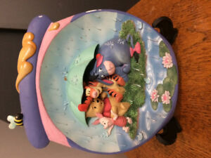 Winnie the Pooh 3D Collector Plate