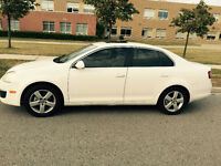 2009 Volkswagen Jetta Diesel Tdi highline leather Sedan