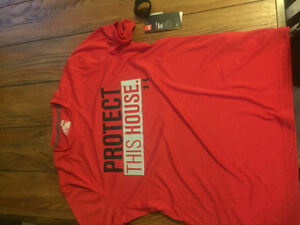 Under amour dry fit tshirt brand new