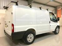 2012 FORD TRANSIT LOW MILEAGE 2.2TDCi 100PS 280S ECOnetic SWB SHORT WHEELBASE