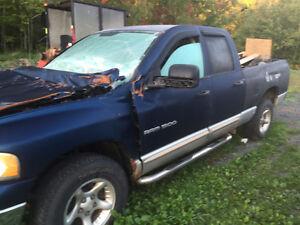 2003 Dodge1500 Parts or repair