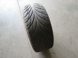 215/45/17 Federal Pneu d'éte / Summer Tire Still Good 80%
