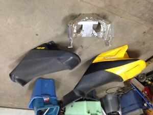 Parting out 1999-2008 zx and rev ski-doo 500-380-600-700-800 St. John's Newfoundland image 7