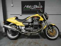 MOTO GUZZI CENTAURO 1000 V10 YELLOW / GREY 1988 R'SOLD