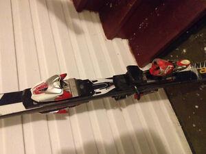 Excelent pair ski