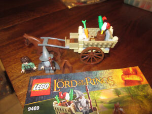 Lego Lord of the Rings - Gandalf Returns set 9496 (retired)
