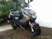 Yamaha Aerox 50cc 64plate