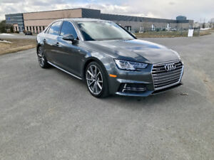 2017 Audi A4 S-Line Progressiv - BEST MONTLY DEAL Location/Lease
