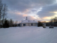 Country home with acreage -Cochrane