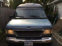Handicap Van For Sale Need Gone ASAP