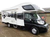 McLouis TANDY 636G, 2010, 6 Berth, Fiat 3.0D, Garage, Satellite TV, Solar Panel