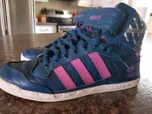 Adidas High Tops - Size 7.5