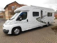AUTOCRUISE AUGUSTA, 2007, 4 Berth, Peugeot 3.0D, Twin Fixed Single Beds, VGC!