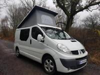 Renault TRAFIC Campervan with pop top