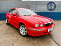 2002 Jaguar X-Type 2.1 Classic 4dr Saloon Petrol Manual