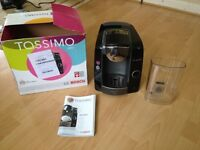 BOSCH COFFEE MAKER (model Tassimo 43), A GREAT GIFT £30