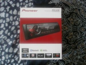PIONEER SOUND SYSTEM AND AVS WINDOW VISOR AND WINTER TIRES
