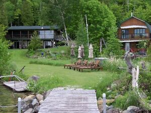 Green Bay Lodge FOR SALE - Manitoulin Island on Lake Manitou