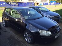 VW Golf 2.0 GT TDI 2005 140bhp
