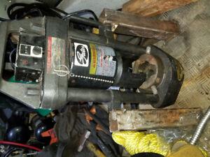 Presse à boyau hydraulique gates