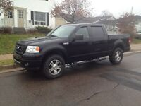 2007 Ford F-150 Fx4 package