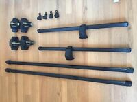 Complete Thule roof bar kit