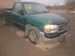 LAST CHANCE FOR PARTS! 1999 GMC SIERRA @ PICNSAVE WOODSTOCK!