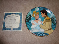 """CINDERELLA """"That Special Sparkle"""" Collector Plate"""