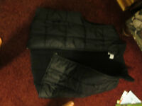 Suzy Shier Black Outdoor Vest