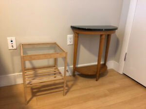 Moving Soon - Side Tables