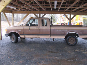 1987 Ford F-250 Other