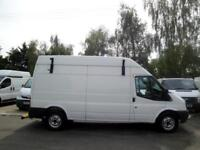 2012 FORD TRANSIT 2.2 TDCi 350 LWB High Roof Van IMMACULATE VAN
