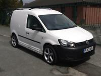 Volkswagen Caddy 1.6TDI C20 FINANCE AVAILABLE WITH NO DEPOSIT NEEDED