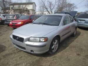 2001 to 2007 volvo s60 parts for sale