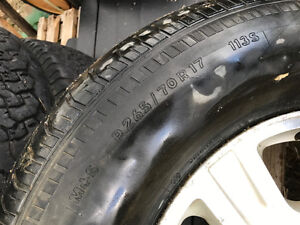 Ford Expedition wheels